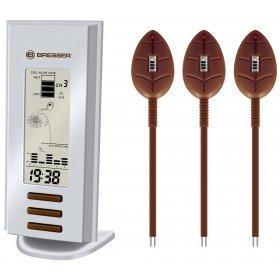 Индикатор полива растений Bresser с тремя датчиками модель 74592 от Bresser