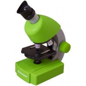 Микроскоп Bresser Junior 40x-640x, зеленый модель 70124 от Bresser