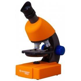 Микроскоп Bresser Junior 40–640x, оранжевый модель 74327 от Bresser