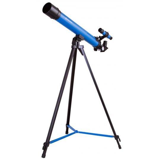 Телескоп Bresser Junior Space Explorer 45/600 AZ, синий модель 70131 от Bresser