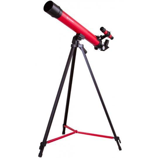 Телескоп Bresser Junior Space Explorer 45/600 AZ, красный модель 70132 от Bresser
