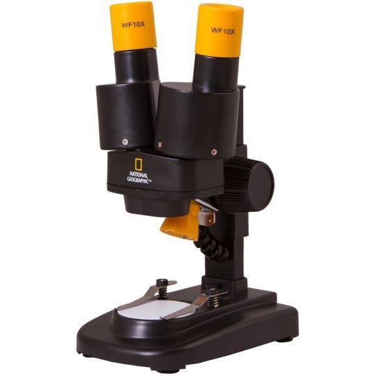 Микроскоп стереоскопический Bresser National Geographic 20x модель 69365 от Bresser