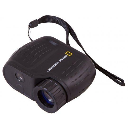 Монокуляр ночного видения цифровой Bresser National Geographic 3x25, с экраном модель 72337