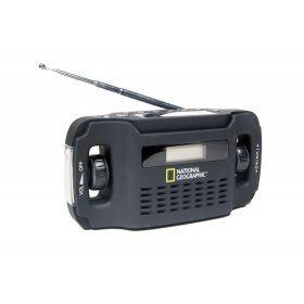 Радио Bresser National Geographic на солнечных батареях модель 51457 от Bresser