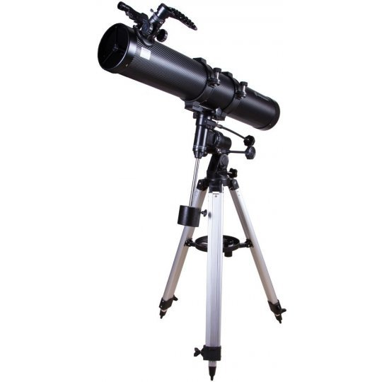 Телескоп Bresser Galaxia 114/900 EQ, с адаптером для смартфона модель 70120 от Bresser