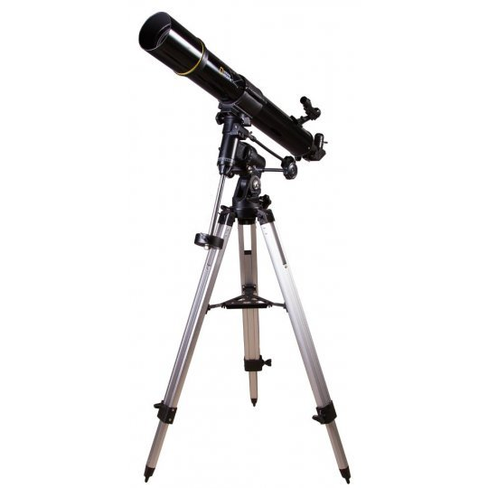 Телескоп Bresser National Geographic 90/900 EQ3 модель 69380 от Bresser