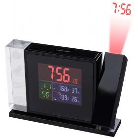 Часы Bresser MyTime Crystal P с цветным дисплеем и проектором модель 74599 от Bresser