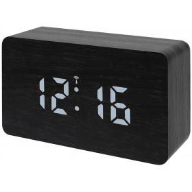 Часы Bresser MyTime W Color LED White, черные модель 77160 от Bresser