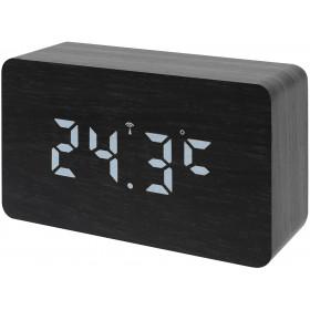 Часы Bresser MyTime W Color LED White, черные