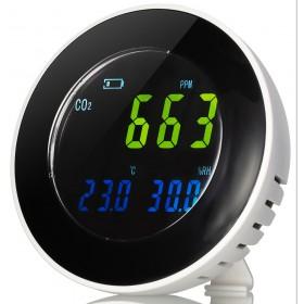 Гигрометр Bresser Air Quality INV с датчиком CO2 модель 78441 от Bresser