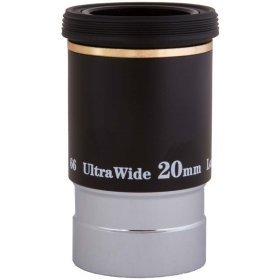 Окуляр Sky-Watcher WA 66° 20 мм, 1,25 модель 71362 от Sky-Watcher