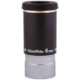 Окуляр Sky-Watcher WA 66° 6 мм, 1,25 модель 071360 от Sky-Watcher