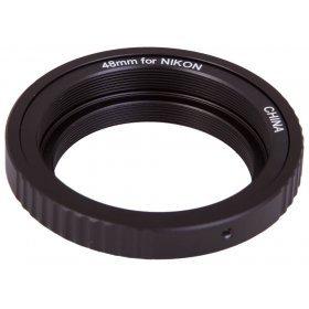 Т-кольцо Sky-Watcher для камер Nikon M48 модель 67887 от Sky-Watcher