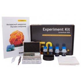 Набор для опытов с микроскопом Levenhuk K50 модель 13461 от Levenhuk