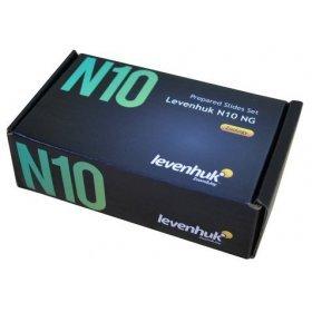 Набор готовых микропрепаратов Levenhuk N10 NG модель 29279 от Levenhuk