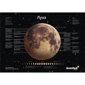 Постер Levenhuk Луна модель 16649 от Levenhuk