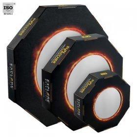Солнечный фильтр Explore Scientific для телескопов 60–80 мм модель 73044 от Explore Scientific
