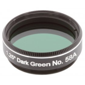 Светофильтр Explore Scientific темно-зеленый №58A, 1,25 модель 73778 от Explore Scientific
