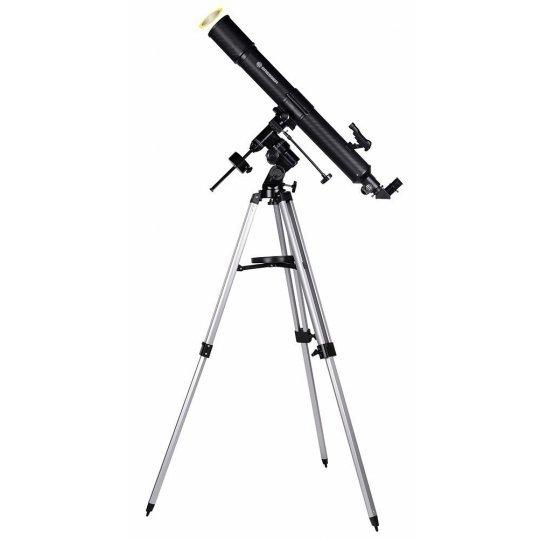 Телескоп Bresser Quasar 80/900 EQ, с адаптером для смартфона модель 71118 от Bresser