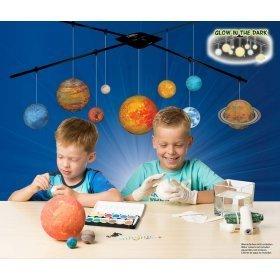 Набор исследователя Bresser National Geographic «Солнечная система»