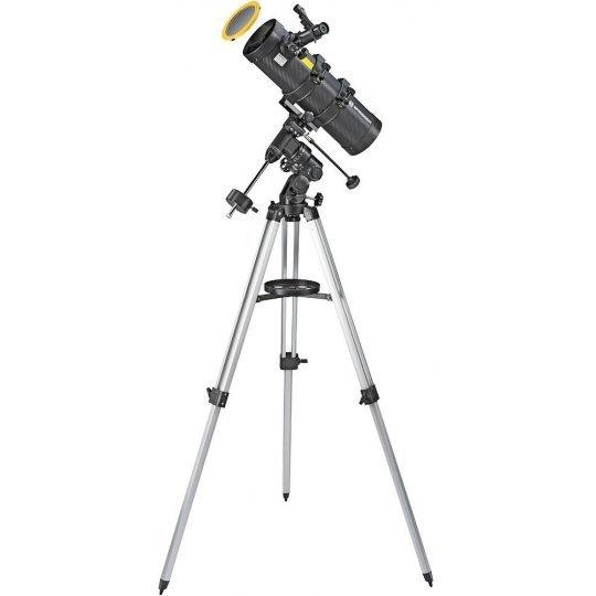 Телескоп Bresser Spica 130/1000 EQ3, с адаптером для смартфона модель 74249 от Bresser