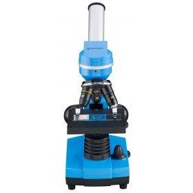Микроскоп Bresser Junior Biolux SEL 40–1600x, синий