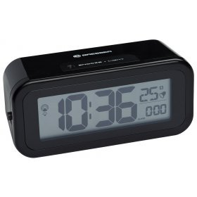 Часы Bresser MyTime Amber, черные модель 74666 от Bresser