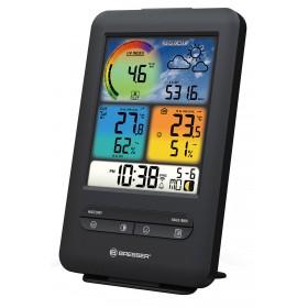 Метеостанция Bresser «4 в 1» Wi-Fi с UV-датчиком и цветным дисплеем