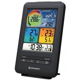 Метеостанция Bresser «3 в 1» Wi-Fi с датчиком ветра и цветным дисплеем, профессиональная