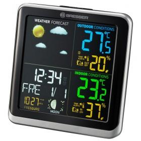 Метеостанция Bresser ClimaTemp TB с цветным дисплеем