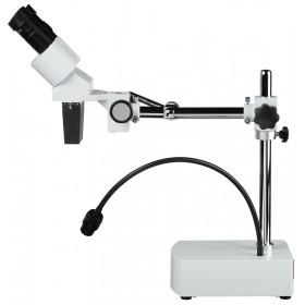 Микроскоп стереоскопический Bresser Biorit ICD CS 5–20x LED