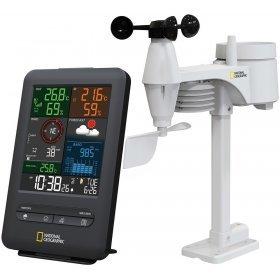 Метеостанция Bresser National Geographic «5 в 1» с цветным экраном модель 76024 от Bresser