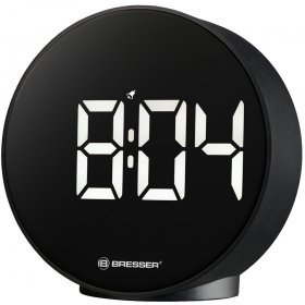 Часы Bresser MyTime Echo FXR, черные модель 77032 от Bresser