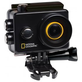 Экшн-камера Bresser National Geographic Full HD Wi-Fi Explorer 2 (WP, 140°)