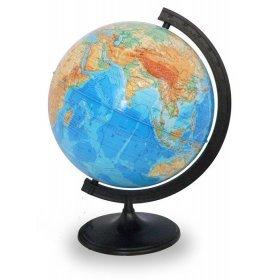 Глобус физический диаметром 320 мм модель 33607 от