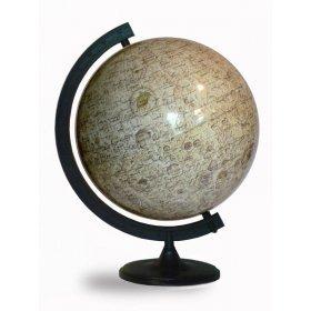 Глобус Луны диаметром 320 мм модель 14255 от