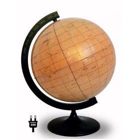 Глобус Марса диаметром 320 мм, с подсветкой модель 14257 от
