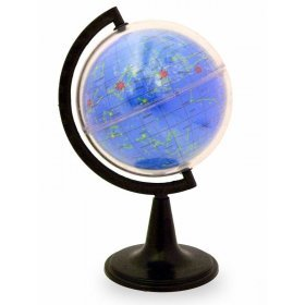 Глобус Звездного неба диаметром 120 мм модель 14252 от