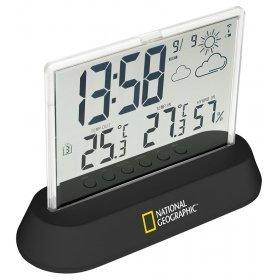 Метеостанция Bresser National Geographic с прозрачным корпусом модель 74622 от Bresser