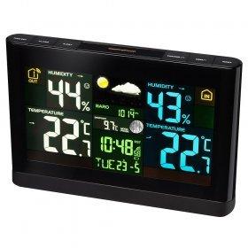 Метеостанция Bresser с цветным дисплеем, черная модель 73276 от Bresser