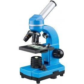 Микроскоп Bresser Junior Biolux SEL 40–1600x, синий модель 74322 от Bresser