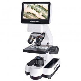 Микроскоп цифровой Bresser Biolux Touch LCD 40–1400x модель 71215 от Bresser