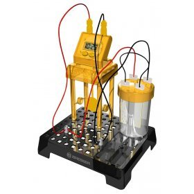 Набор для экспериментов Bresser Junior «Часы на жидкостном аккумуляторе» модель 74642 от Bresser