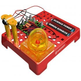 Набор для экспериментов Bresser Junior «Датчик звука»