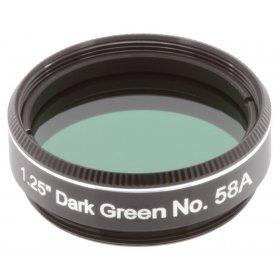 Светофильтр Explore Scientific темно-зеленый №58A, 1,25 модель 73778 от Bresser