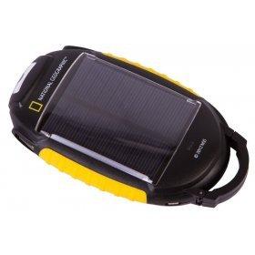 Зарядное устройство Bresser National Geographic 4-в-1 на солнечных батареях модель 73041 от Bresser